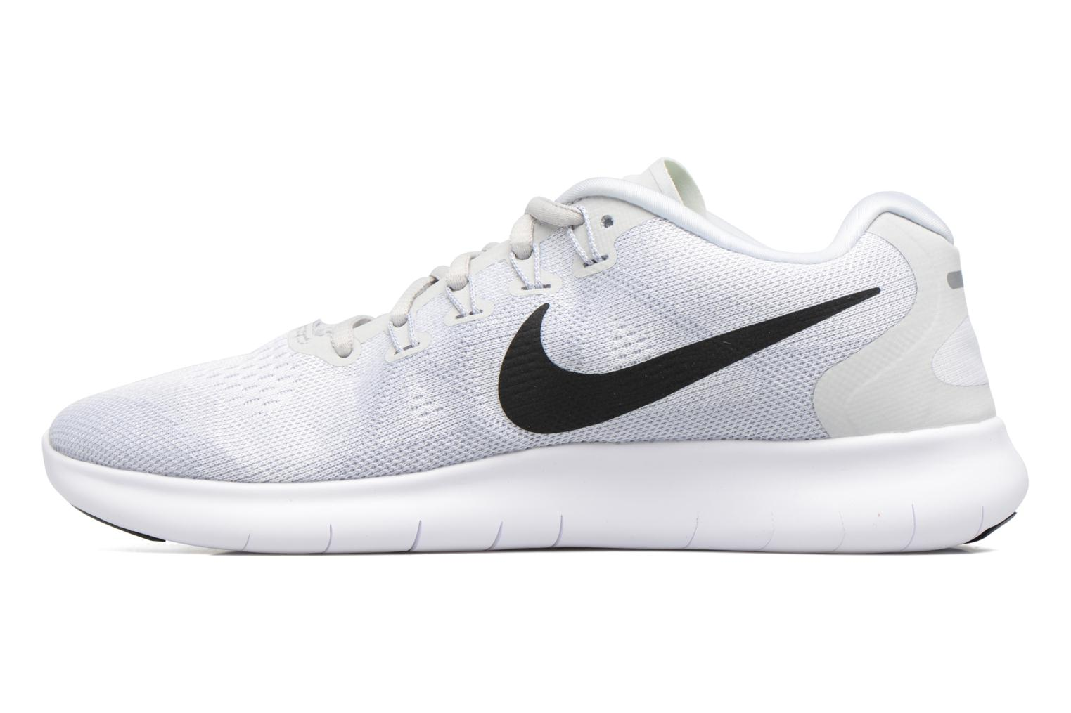 Sport shoes Nike Wmns Nike Free Rn 2017 White front view